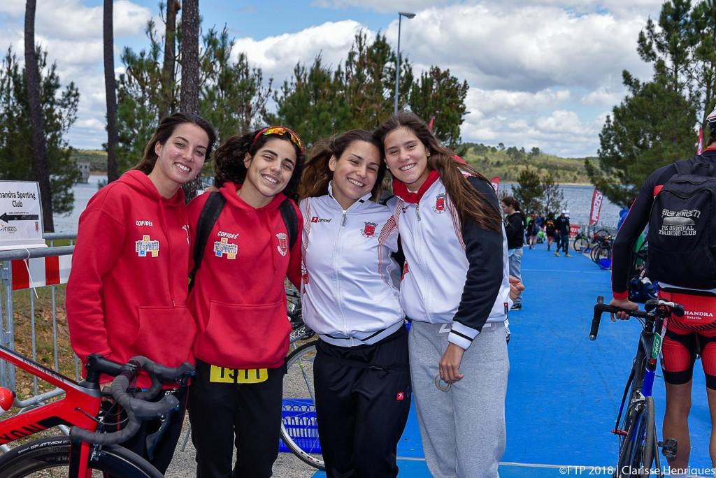 O Alhandra Sporting Club vence mais uma etapa do Campeonato Nacional de Clubes