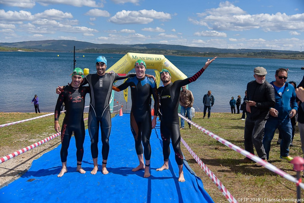 Os atletas do Portugal Talentus venceram esta segunda etapa do Campeonato Nacional de Clubes