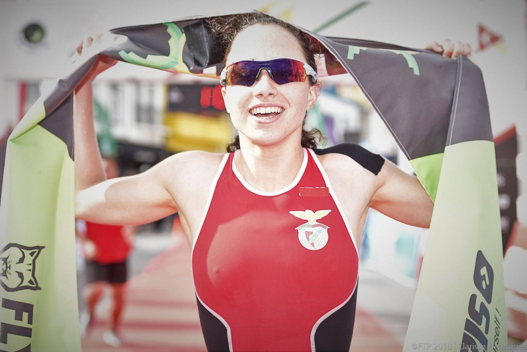 Vera Vilaça ganhou a competição geral com uma grande prova
