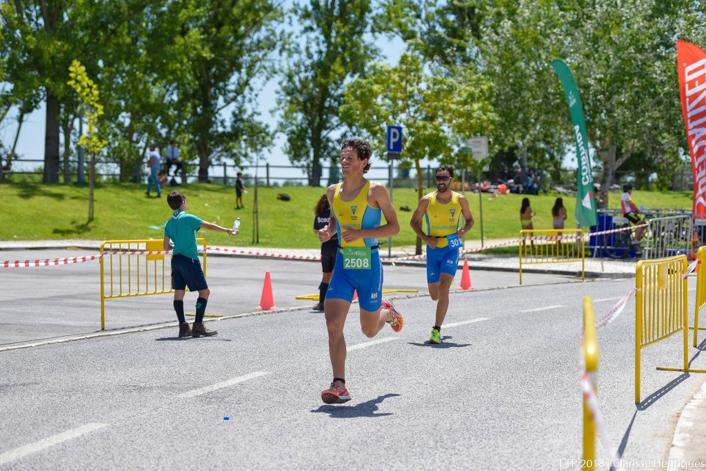O Estoril Praia Triatlo participou em todas as etapas da Taça de Portugal