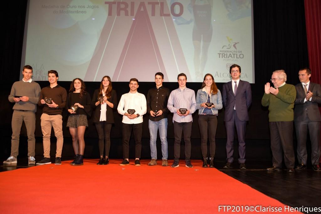 João Pereira, Alexandre Nobre, Inês Rico, Tiago Fonseca, Ricardo Batista, Alexandre Montez, Melanie Santos