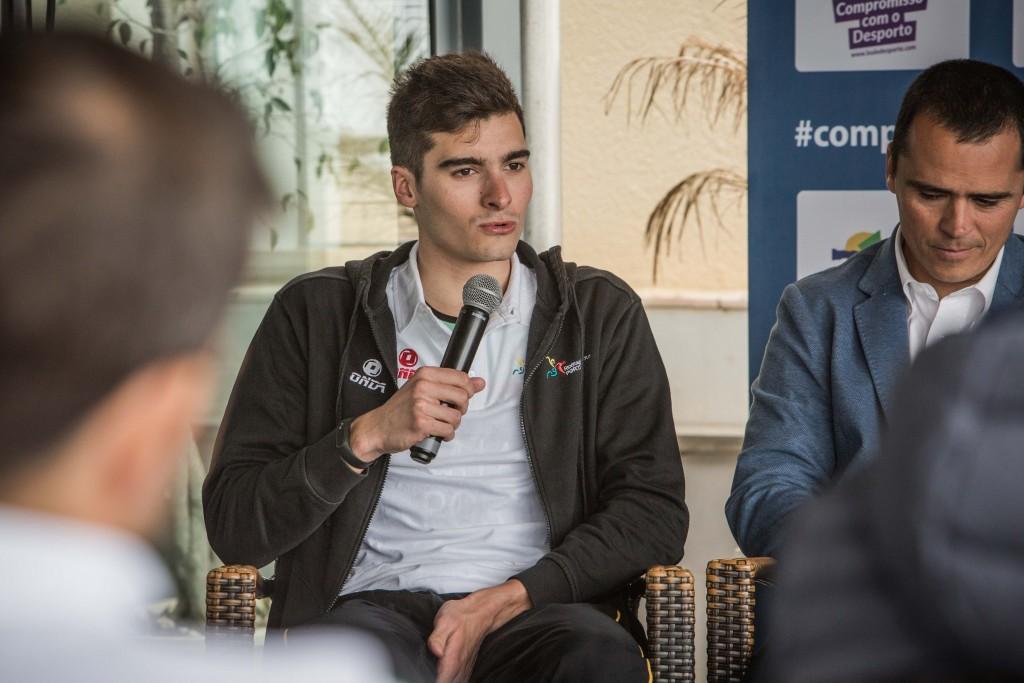 Gil Maia já participou oito vezes na Taça de Quarteira, desde que passou para a elite