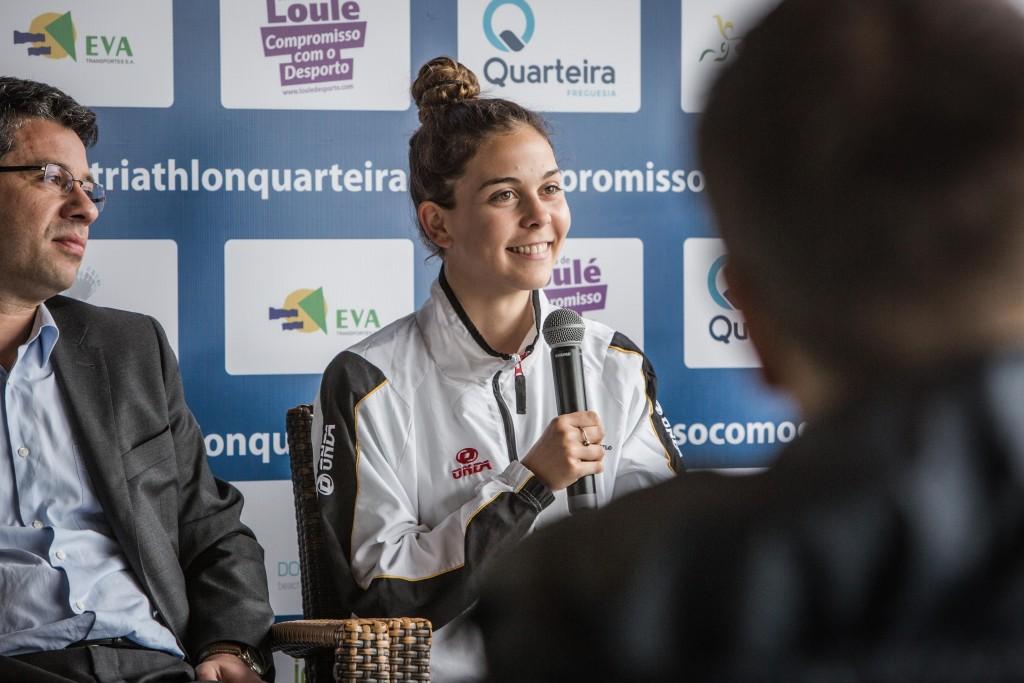 Melanie Santos inaugurou da melhor forma esta época com um 5º lugar na WTS em Abu Dhabi
