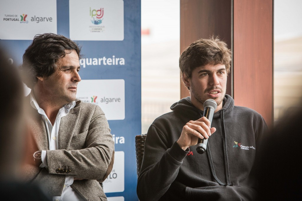 O olímpico Miguel Arraiolos ficou em 9ª na edição passada e tem muita experiência desta prova