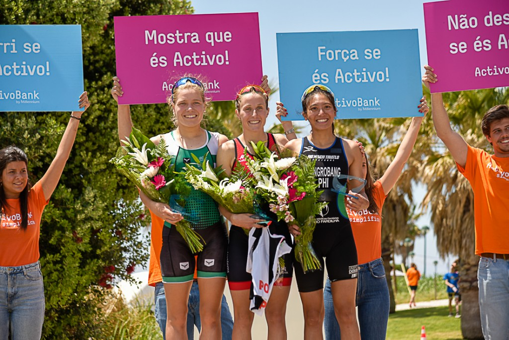 Andreia Ferrum conquistou o título de Campeã Nacional, Helena Carvalho na segunda posição e Kim Mangrobang foi a terceira classificada