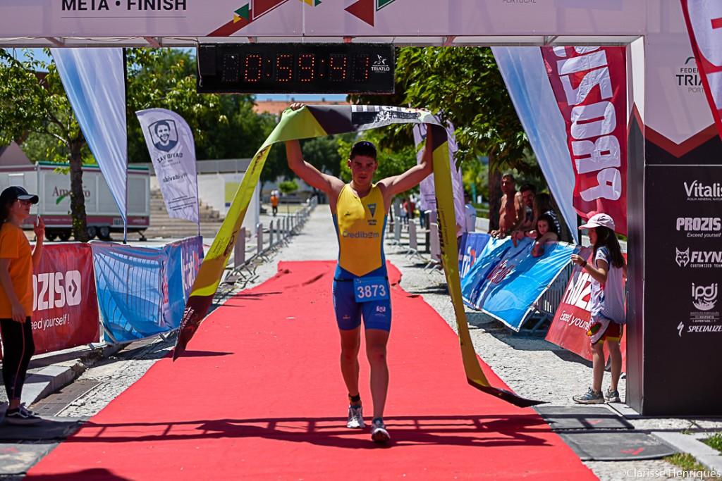 Mais uma vitória de João Ferreira, a nível individual e coletivo