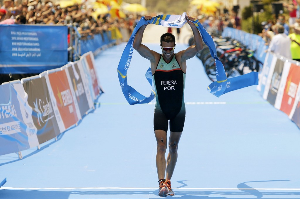 Fez-se história na primeira participação portuguesa de sempre nos Jogos do Mediterrâneo