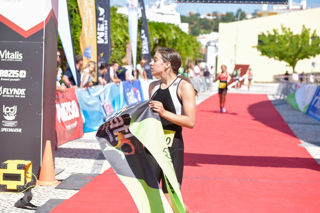 Mariana Vargem vence esta última etapa do Campeonato Nacional