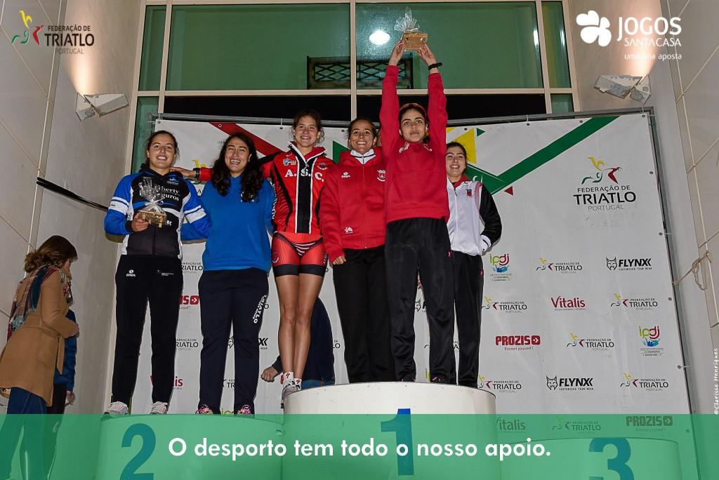 Campeões Nacionais de Clubes de Duatlo contaram com duas provas: Duatlo de Rio Maior e Duatlo de Arronches