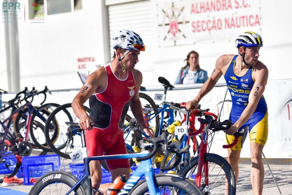 Grande prova dos atletas Pereira e Coninx num duelo renhido quase até ao final