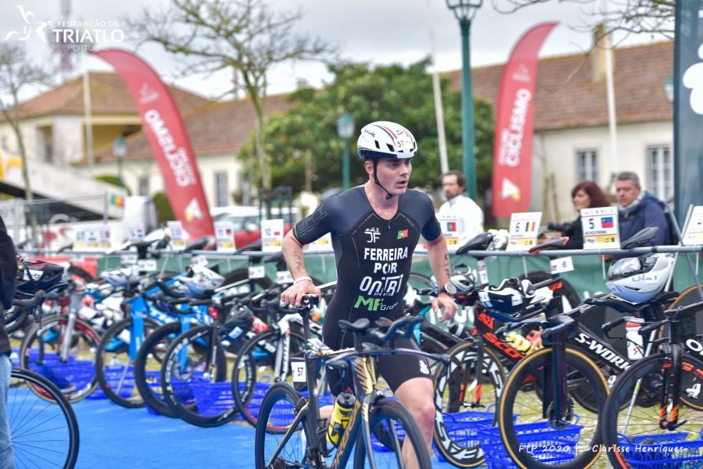 João Ferreira fez uma excelente prova, acabando a 35'' do vencedor