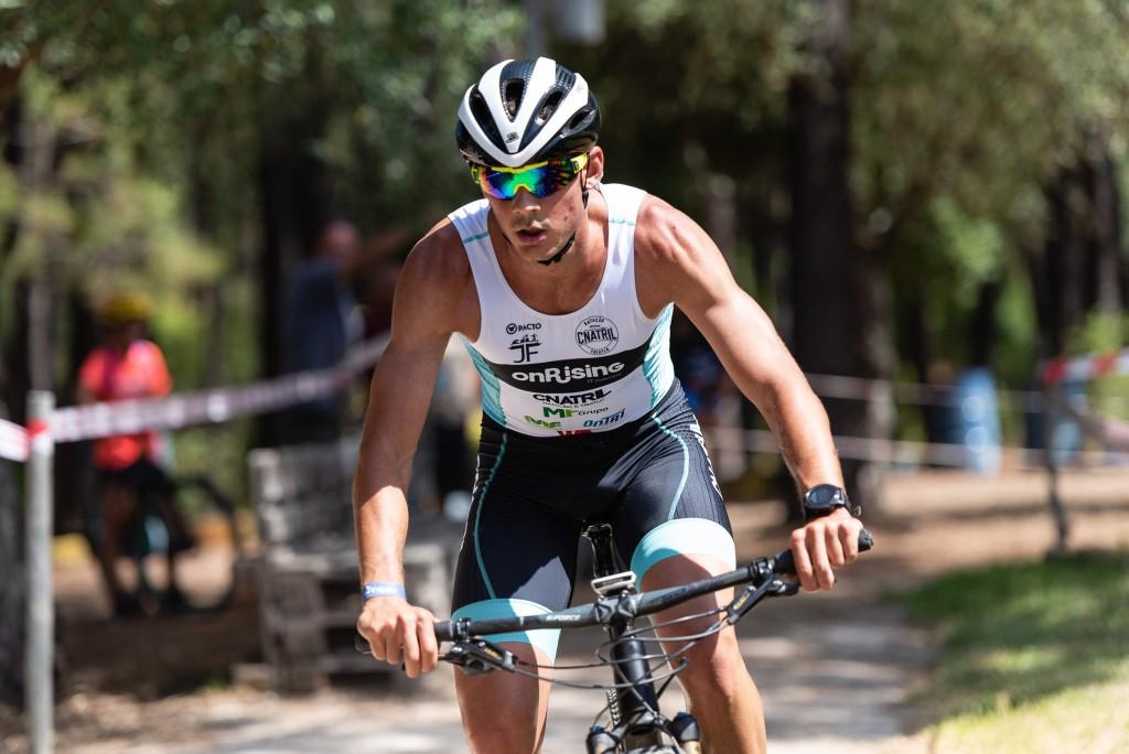 João Ferreira participou também no Triatlo no dia anterior onde foi 4º. classificado da geral