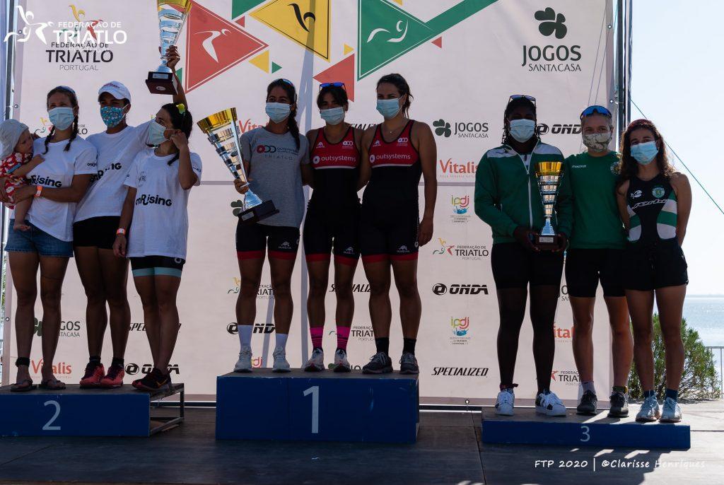 Na última etapa de Clubes de Triatlo, o OutSystems venceu a competição feminina, o CNATRIL subiu ao 2º lugar e o Sporting Clube de Portugal ficou na 3ª posição
