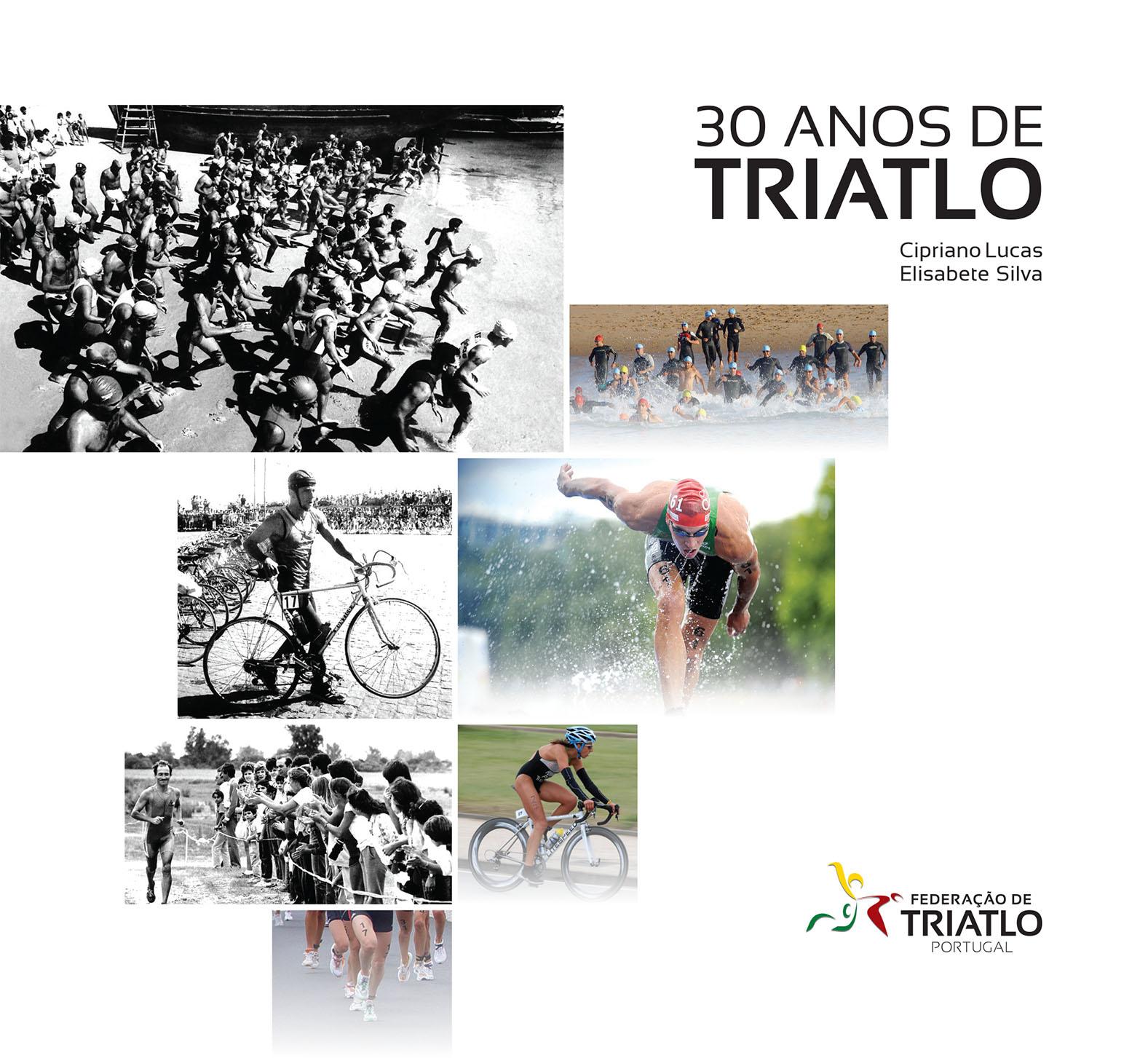 Livro '30 anos de Triatlo'
