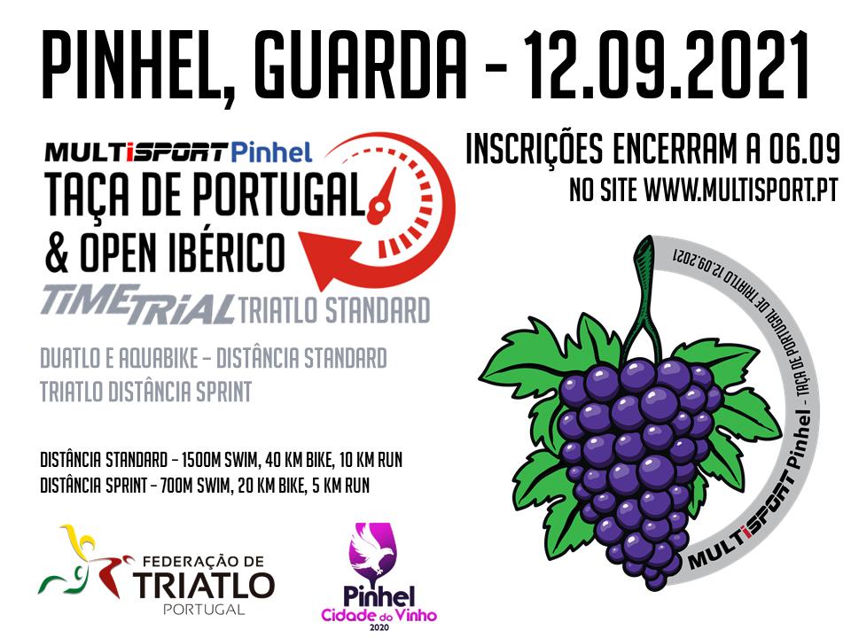 I Triatlo de Pinhel recebe Taça de Portugal de Triatlo